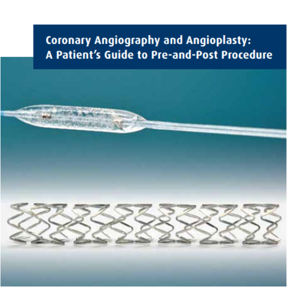 Coronary Angiography and Angioplasty: A Patient's Guide