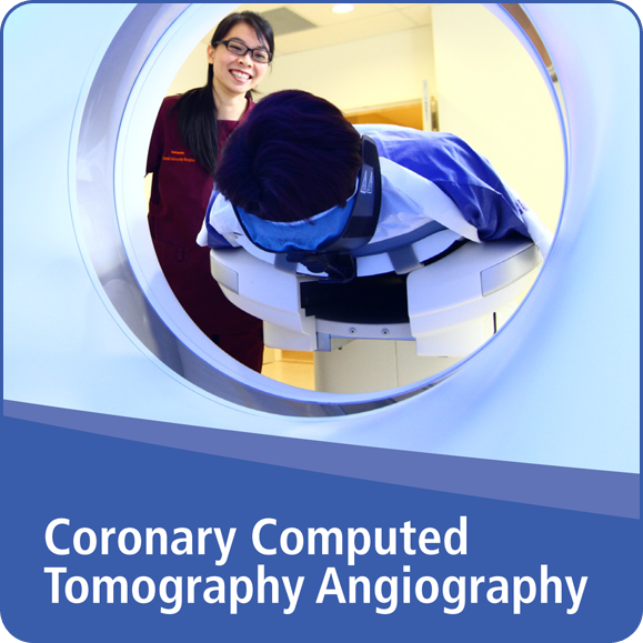 Coronary Computered Tomography Angiography