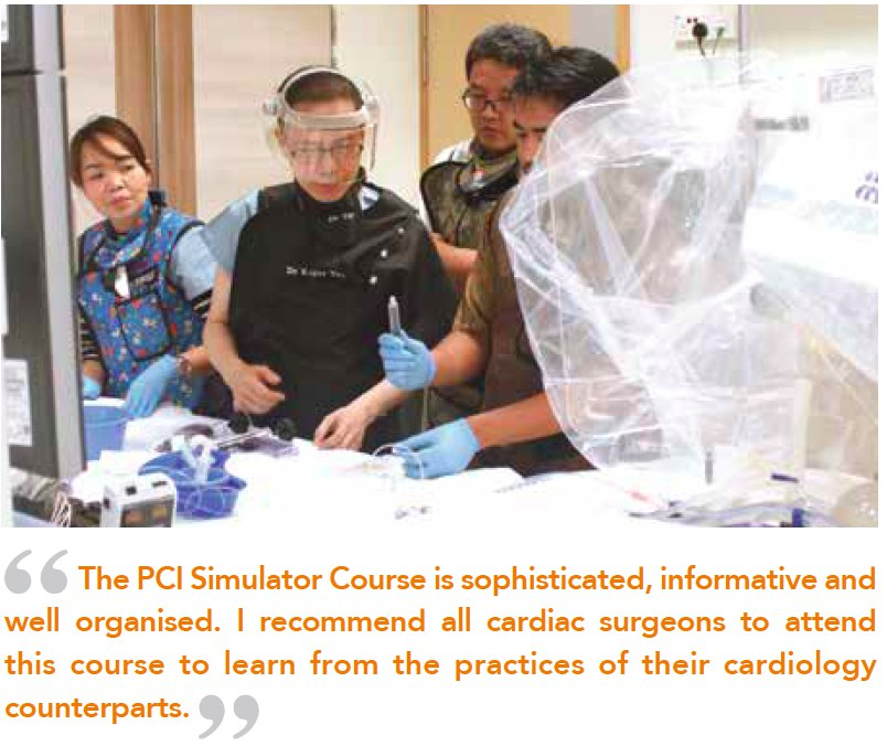 Mastering Interventional Skills - NUHCS | National University Heart