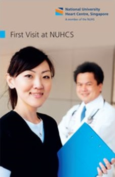 First Visit at NUHCS